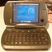 HTC Uni linux