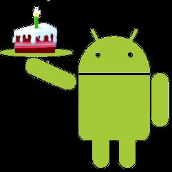 Compleanni nei contatti Android