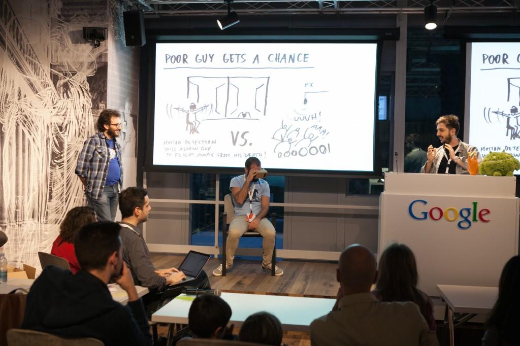 20150307 - Converge Hackathon 03