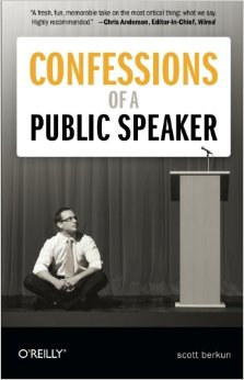 Confession of a Public Speaker