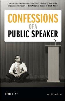 Confession of a Public Speaker